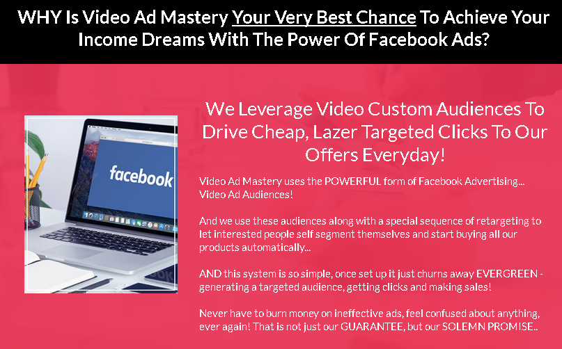 Video-Ad-Mastery-Facebook-Training-by-James-Sides-JVzoo-Live